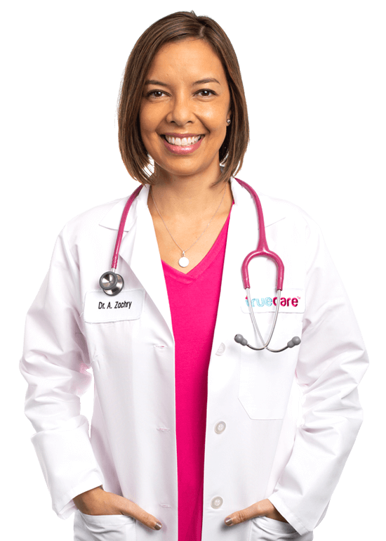 Allison Zachry TrueCare Provider pediatrics Head Shot