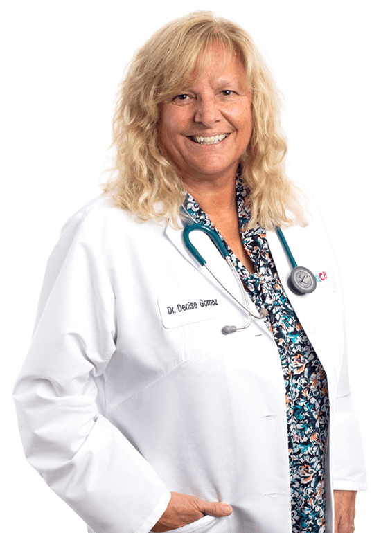 Denise Gomez TrueCare Primary Care Provider Headshot