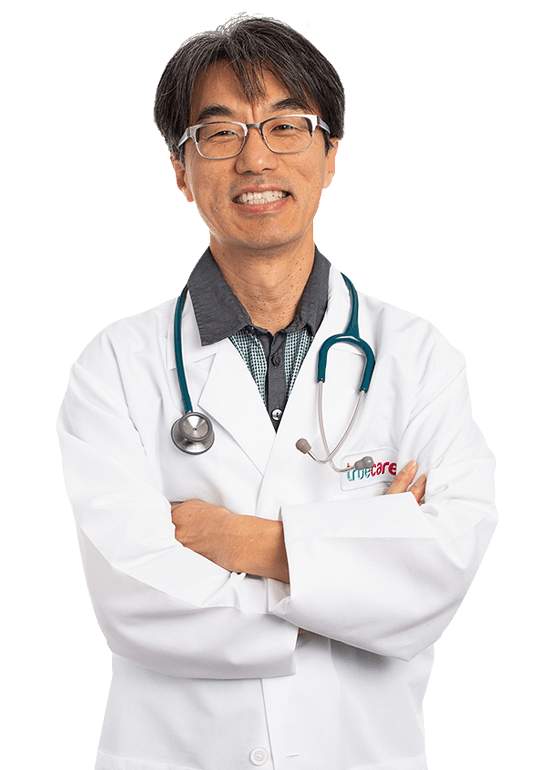 Jason Chong TrueCare Primary Care Provider headshot