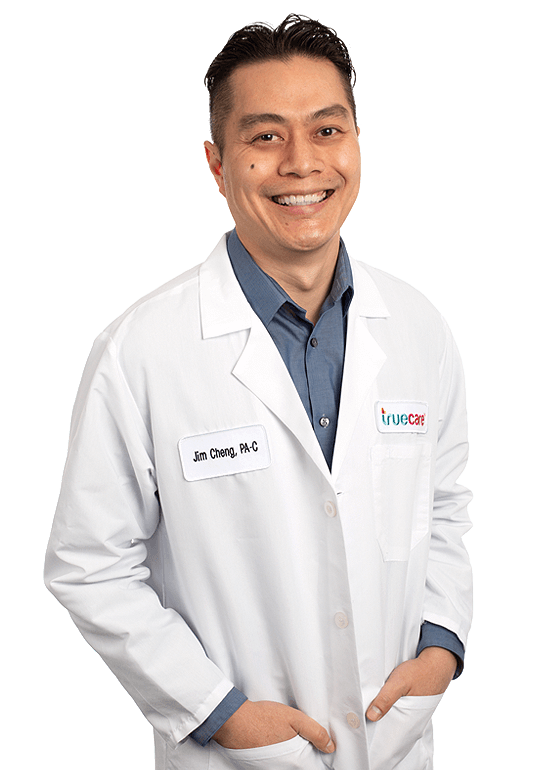 Jim Cheng TrueCare Behavioral Health Provider Headshot