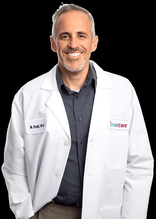 Matthew Kosel TrueCare Primary Care Provider Headshot