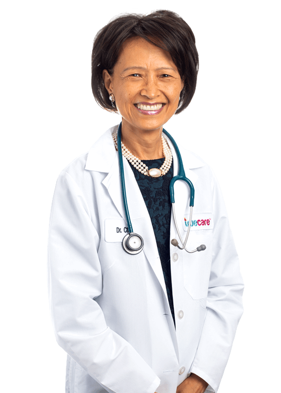 Ming Chen TrueCare Pediatric Provider Headshot