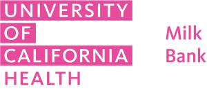 The University of California Health Milk Bank Logo