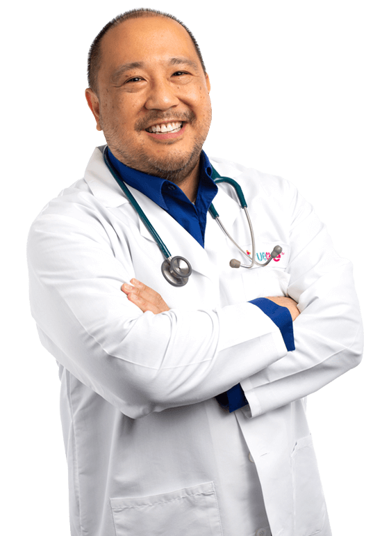 Franklin Tse TrueCare Primary Care Provider headshot