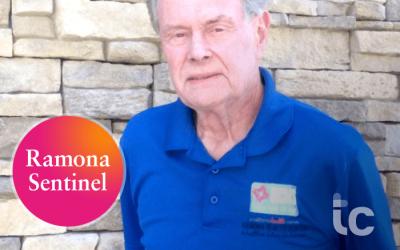 Ramona Sentinal – La carrera de atención médica se traslada al servicio comunitario