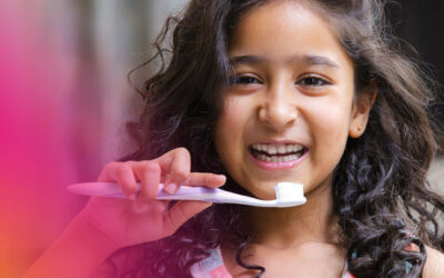 6 consejos para construir dientes fuertes y sanos en su hijo