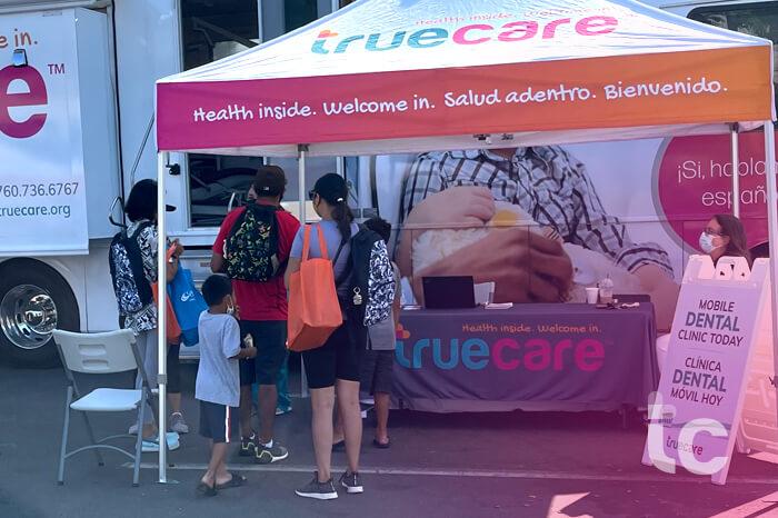 TrueCare ayuda a los niños de San Diego a regresar a la escuela