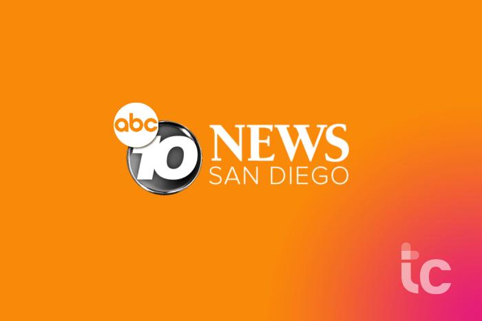 ABC 10 Noticias San Diego Logo