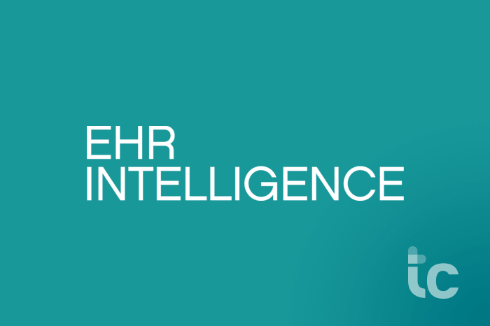 EHR Intelligence logo