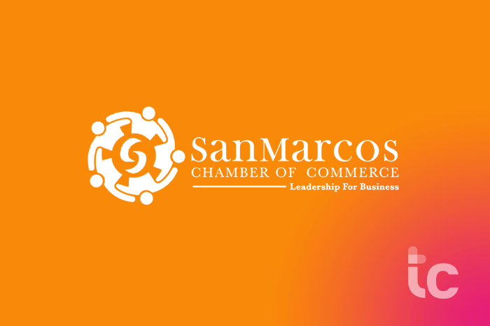 San marcos Chamber of Commerce Logo