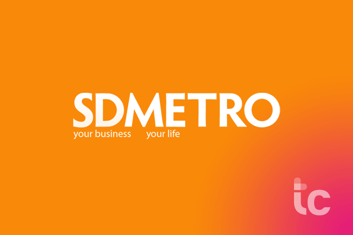 SD Metro Logo