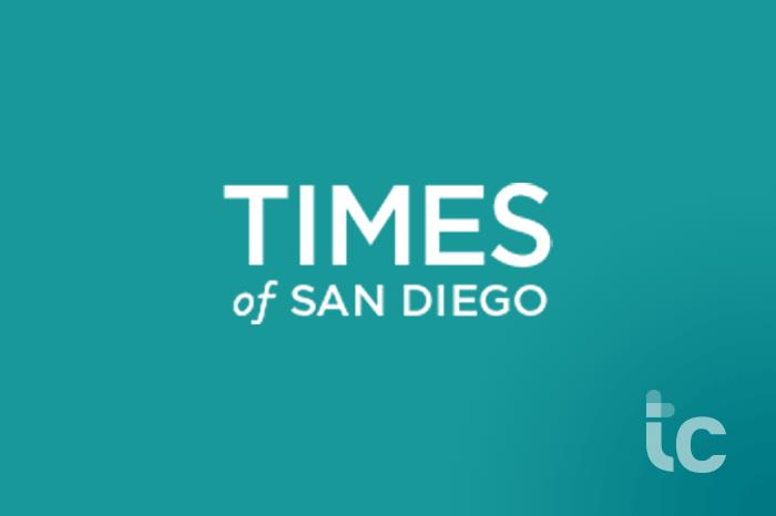 Times of San Diego Logo