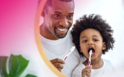 Salud Dental Pediátrica
