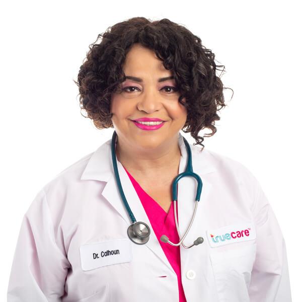 truecare provider Chanelle Calhoun portrait