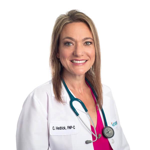 truecare provider Cindi Hedrick portrait