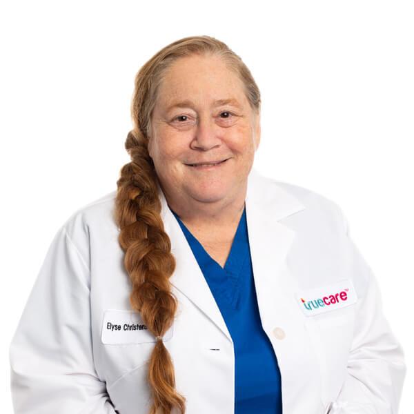 truecare provider Elyse Christenson portrait
