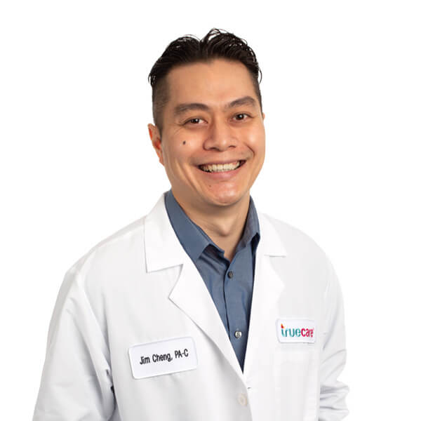 truecare provider Jim Cheng portrait