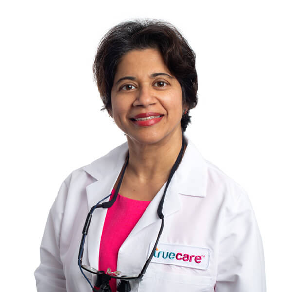 truecare provider Joan Pereira portrait