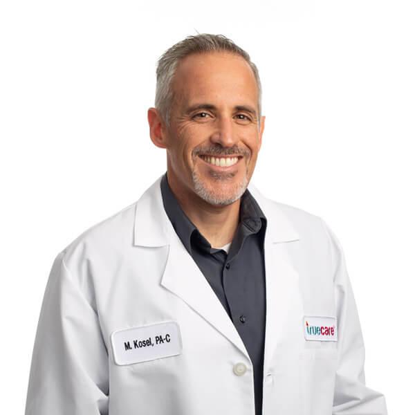 truecare provider Matthew Kosel portrait