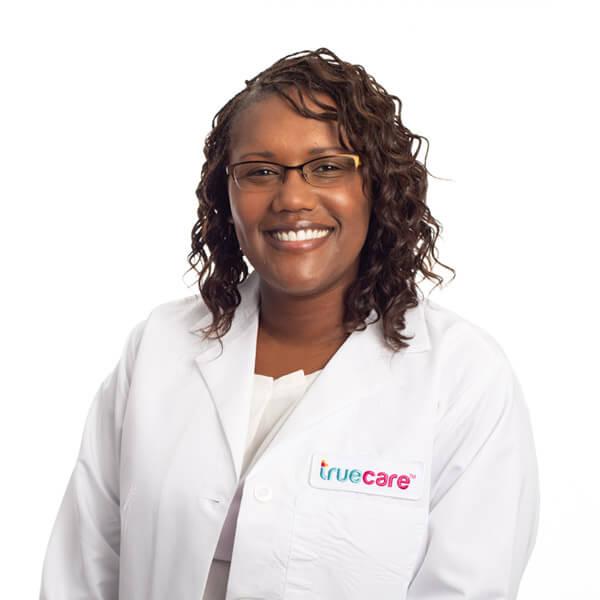 truecare provider Shayna Walker portrait