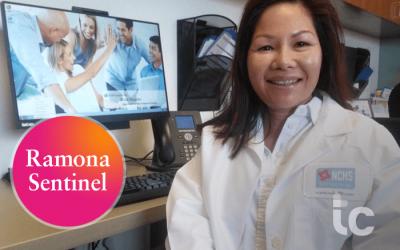 Ramona Sentinal – La clínica de salud Ramona abre en nueva ubicación