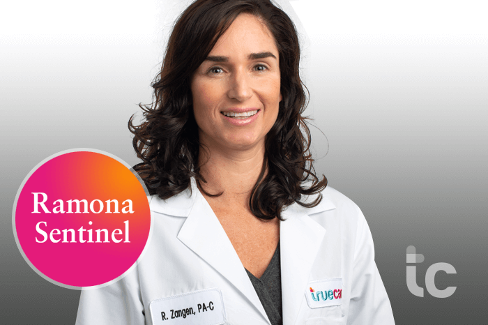 TrueCare Dr. Rochelle Zangen headshor
